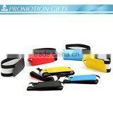 Cycling Bike Safety Bicycle velcro elastic band pants leg strap