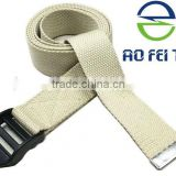 Good Quality Wholesale Cinch buckle Light Weight Strench Yoga Gym Strap