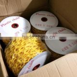 Diameter 8mm PE road fence barricade chain barrier