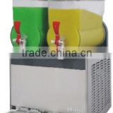 Deluxe Electric slush machine with lighting Luxury boxes with snow melting machine frozen slush machine