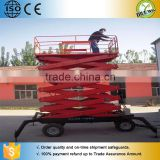 The Most Popular professional mobile scissor lift parts for sale