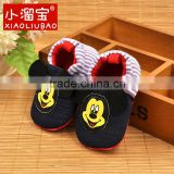 Children Girls Jane Casual shoes baby real toddler shoes Mickey shoes