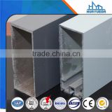 Customized Curtain Wall Aluminum Profiles with High Quality