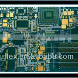 China FR4 Based HDI PCB board 1.6mm , 18um Copper Thickness and PCBA fabrication suppliers