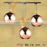 Manufacturer's Premium Tom Ball Pendant Lamp Modern Glass Track Light Decoration Hanging Lamp