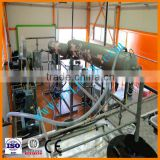 With 88% high yield waste car/truck ship engine oil re-refinery ! ZSA china engine oil recovery