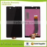 Cheapest price for sony xperia z l36h display lcd for sony l36h lcd