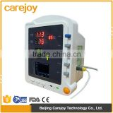 "Competitive price 2.8"" Hight brightness TFT LCD display multi parameter patient monitor"