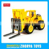 1:32 scale R/C 6ch simulation fork truck and Crane truck model Remote control Engineering vehicle toys trucks