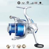 SA1000-6000 Fishing spinning reel with aluminium spool