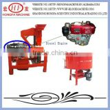 Clay block making machine HF1-10,red clay brick machine,interlock lego blocks making machine