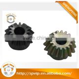 Processing different size steel material spiral bevel gear