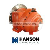 2-12 m3 Transit concrete Mixer Gearbox, speed reducer