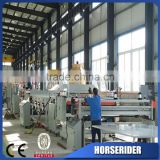 PP pe pc Hollow plate Sheet Board Production Line/pe pp pc advertisement board sheet making production line