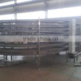 Spiral Conveyor cooling tower bread Cooling system with high operating efficiency