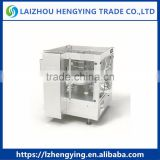 HL2A-8 Fully Automatic Rotary Double Labeling Stations Cold Glue Labeling Machine