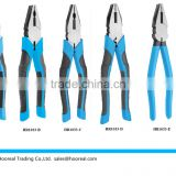 "8"" Insulated High Leverage Combination Pliers & Electrical Crimping Pliers Heavy Duty Combination Plier Wire Cutters Hand Tool"