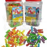 Multi Color Fruity Flavour Bubble Gum