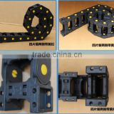 heavy duty plastic cable chain 20mm drag chain