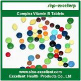 Complex Vitamin B tablet