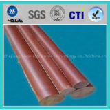 Natural color insulation phenolic resin bakelite laminate rod