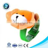Infant Wrist Rattle Plush Lion Animal Toys Early Educational Toy For Baby