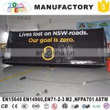 Customized giant advertising inflatable billboard screens