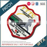 High Quality Factory Price Custom Patches,Embroidery Badge,Embroidery Patch for Cloth,Shoes