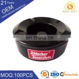 Cheap Melamine Plastic Smokeless Custom Made Cigarette Ashtray