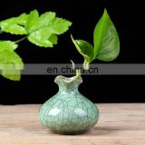 China Porcelain ware Mini ceramic vase for home decorations