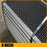Quarry self cleaning vibrating screen mesh