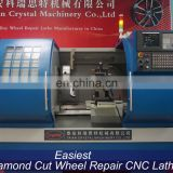smart wheel repair aluminum wheel polish CNC machine AWR2840