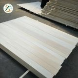 15X80X1220mm high quality FSC certificate E1  glue poplar LVL for bed slat in Shandong province