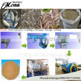 Factory directly sale fish meal production line/fish farming equipment to make fish meal and oil
