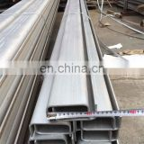 hot rolled pickle HL aisi201 stainless steel T bar/angle bar/channel/Hbeam/I beam