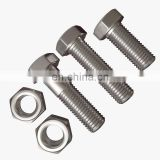 Furniture Hardware Wood Screw Nut Bolt, Custom Weight Screw Nut, Wholesale Stud Nuts And Bolts Grade 8.8