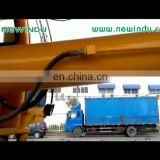 new wheel mobile crane 50 ton pickup truck crane QY50KA