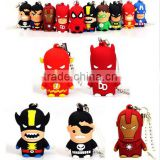 Promotional Cartoon USB Stick The Avengers,The Avengers USB Pendrive,usb avengers