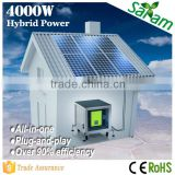Off-grid 4000W solar panel system for home                                                                         Quality Choice                                                     Most Popular
