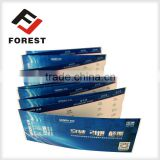 Cheap price flight ticket airline thermal paper boarding pass, air fright tickets