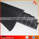 Wholesale Air Release Matte Black Glitter Vinyl Wrap For Car Wrapping