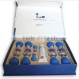 HACI magnetic acupressure suction cupping set with high quality and cheap price
