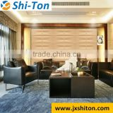 Living room 3d wallpaper leather wall panels furniture decoration wallpaper