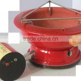 Clay Charcoal stove, handmade clay stove, Wholsale BBQ Tandoor Camping clay Grill Stove, hot pot stove - Red 24 stove