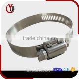 Perforated Band Stainless Steel Quick Release Pipe Clamps