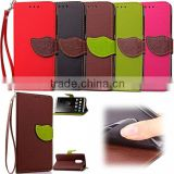 New Leaf PU Leather Case for Lenovo Vibe X3 X 3