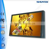 Wall mouunted digital scrolling advertising led light box