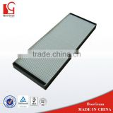 Design best selling activated carbon cabin filter for car