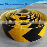 Inquiry About Best sale arrow reflective tape honeycomb reflective tape for trucks acrylic reflective film 5cm*50m