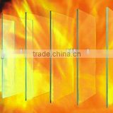 laminated fire proof glass